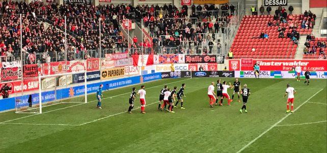 Stadt Halle (Saale) stellt DFB-Fanprojekt Halle mit sofortiger Wirkung ein