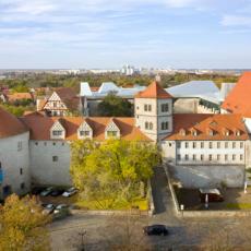 Mitfinanzierung der Moritzburg durch die Stadt