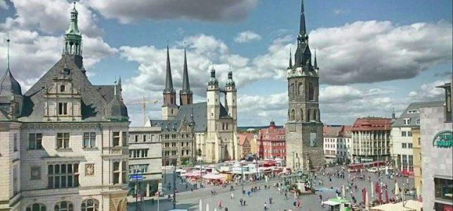 """""""Halle (Saale): Vernetzte Stadt."""" Das Thema für eine Bewerbung zur Kulturhauptstadt Europas 2025"""