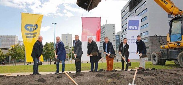 Der Riebeckplatz: Drehscheibe zwischen Innenstadt und östlichem Stadterweiterungsraum