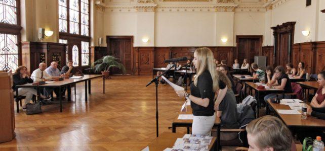 Einführung eines Jugendparlamentes