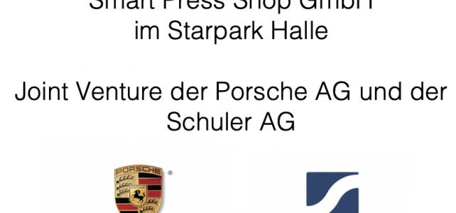 Porsche und Schuler investieren im halleschen Star Park