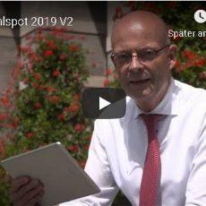 Wahlspot Dr. Bernd Wiegand