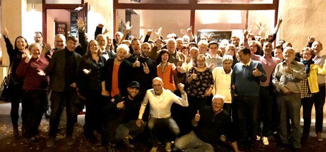 27.10.2019 Berichterstattung zur OB-Wahl in Halle an der Saale